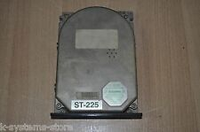 SEAGATE ST-225  MFM 5.25'' 20MB HH Hard Drive From Old 386 Computer Vintage !
