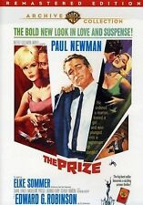 The Prize -Region 2 Compatible DVD (UK seller!!!) Paul Newman, Edward NEW