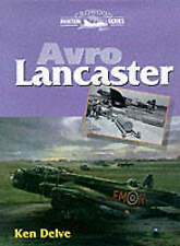 Avro Lancaster (Crowood Aviation), Delve, Ken Hardback Book