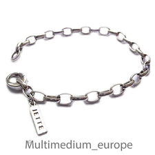 Silber Charm s Arm Kette Jette Joop silver chain