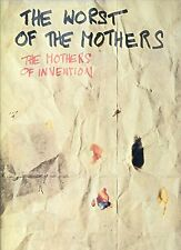 FRANK ZAPPA / THE MOTHERS OF INVENTION the worst of the mothers FRANCE EX LP