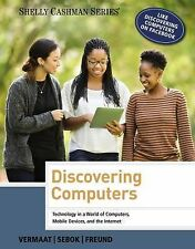 Discovering Computers 2014 by Misty E. Vermaat (2013, Paperback)