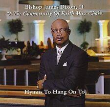 FREE US SH (int'l sh=$0-$3) NEW CD Bishop Dixon II Dixon & the Comm: Hymns to Ha