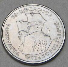 Poland / Polen - 100zl Wielkopolskie Insurrection