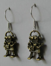 Paranoid Android! earrings robot artificial intelligence AI bender