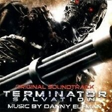 TERMINATOR SALVATION SOUNDTRACK CD 15 TRACKS NEU