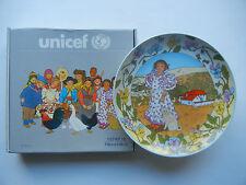 Heinrich Villeroy & Boch UNICEF Kinder der Welt Nr. 7 Spanien + OVP (Nr. 2-7-4)