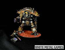 Warhammer 40k Chaos Forgeworld Imperial Knight IRON WARRIORS Painted Commission