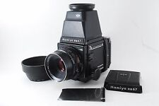 MAMIYA RB67 PROFESSIONAL SD SEKOR f = 127mm 1: 3.8 AS IS Ref No 134999