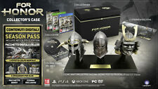 PS4 XBOXONE PC For Honor - Collector Case limited