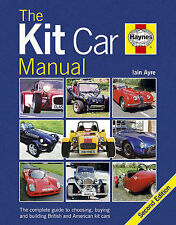 THE KIT CAR MANUAL, SECOND EDITION  Car Book jm