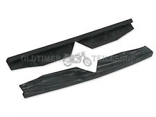 Rubber edging for Fender front (1 Set = 2 Of each 23cm) - Berlin Roller, Pointed