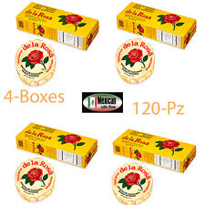 4-Pack Mazapan De La Rosa Peanuts 120ps MEXICAN CANDY