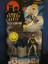 Kenner Batman The Adventures Of Batman and Robin Wind Blitz Batgirl Figure