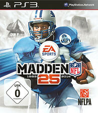 Madden NFL 25 per ps3 * TOP * (con imballo originale)