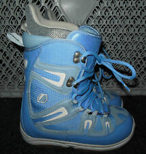 #11  BURTON FREESTYLE SNOWBOARD BOOTS, WOMENS 5,