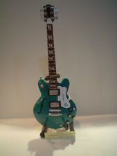Miniature Guitar (24cm Tall) : OASIS EPIPHONE SUPERNOVA