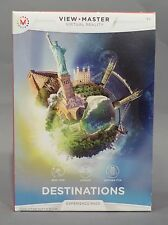 View-Master Destinations VR Experience Pack | National Geographic | New!