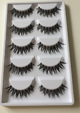 X5 #wsp Like Red Cherry False Eyelashes /lashes Synthetic Hair Very Good Quality