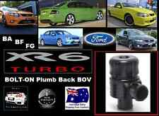 Plumb Back Blow Off Valve DIRECT BOLT ON XR6 Turbo BA BF FG *BOV DV 25mm*