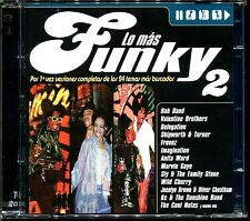 LO MAS FUNKY 2 - DISCO FUNK - 2 CD COMPILATION [2144]