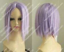 Fashion Wig Kojiro Pokémon Cosplay Wig Light Purple Short Hair Wig