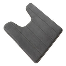 U Shaped Soft Flannel Blanket Toilet Anti Slip Rug Mats Bath Mats Shipping Free