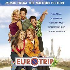 1 CENT CD Eurotrip - SOUNDTRACK the jam, chapeaumelon, lustra, goldfinger