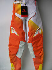 "SCOTT 450 Sz 34"" MOTOCROSS ENDURO PANTS TROUSERS TRAIL KTM SX XCF EXCF ORANGE MX"