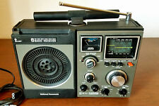 Radio National Panasonic RF-1180B Multiband 6 Band receiver Vintage