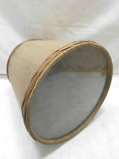 Vintage Japanese Wooden and Glass Fish Under-Water Viewer Bathyscope Bathiscope