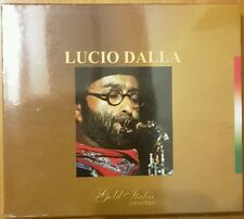 Lucio Dalla CD Musica Audio Gold Italia Collection Sony Bmg 2006 Rca Oro Artista