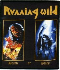 "Running Wild ""Death or Glory"" Patch/Patches 601948#"