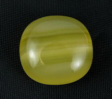 TOP CALCITE : 67,04 Ct Natürlicher Gelb Grüner Calcit / Kalzit aus Brasilien