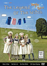 The Legend Of The Witches Aka Legendar Witches - 2014 Korean DVD - English Subti