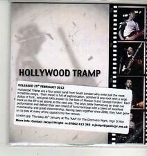 (CW660) Hollywood Tramp, Square One - 2012 DJ CD
