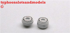 Kyosho DSlot43 Porsche 962 (No.1) - Wheel Set - 3030305 - New