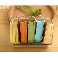 2Pcs Colorful Spiral Daily Note Pad Memo Jotter Mini Notebook Book Diary Cute