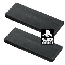 2 x Official Sony PS Vita PSV - 10 in 1 Memory & Game Card Case  - Holder Box
