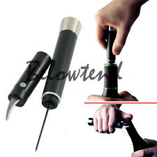 Useful Wine Opener Air Pressure Popper Bottle Pumps Corkscrew Cork Out Tool