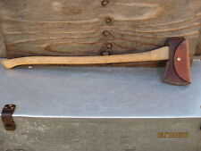 Vintage Vaughan Sub Zero Hollow Ground single bit axe