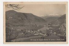 Switzerland, Lago di Lugano Stretto di lavena e Ponte Tresa Postcard, B216