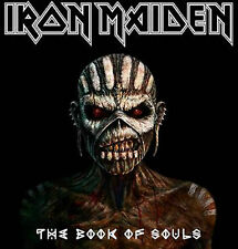 Iron Maiden - The Book Of Souls - New CD Album