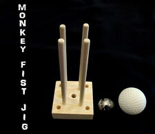 MONKEY FIST JIG ATTACHMENT, FITS PARACORD BRACELET JIG