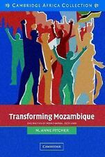 Transforming Mozambique African Edition: The Politics of Privatization, 1975-200