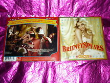 BRITNEY SPEARS : CIRCUS : (CD, 13 TRACKS, 2008)