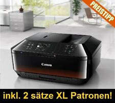 Canon PIXMA MX925 Multifunktionsgerät All-In-One MX 925 inkl. 2 XL Tintensätzen