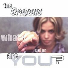 What Color Are You? by The Crayons (CD, Jan-2003, Cropduster Records)