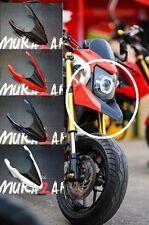 Honda Grom Msx125 Mask Nose Beak Mandible Beak Bill Fits Strong Part Windshield