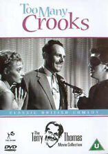 DVD:TERRY THOMAS - TOO MANY CROOKS - NEW Region 2 UK